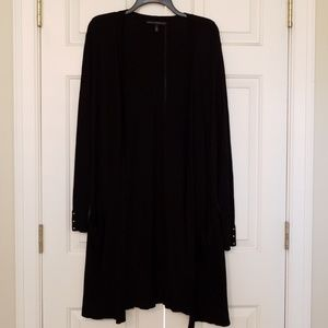 White House Black Market cardigan large